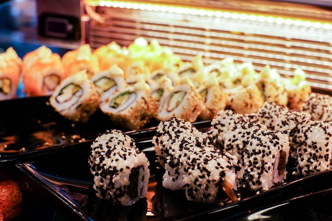 Maki / Sushi - Japanese Food - VIkings Buffet
