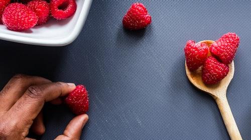 Easy Instant Pot Raspberry Jam Recipe