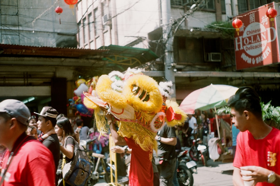 Chinese New Year 2019. Shot On Canon Mf, 35mm, Fuji200. - unsplash