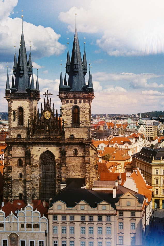Best Season to Visit Prague