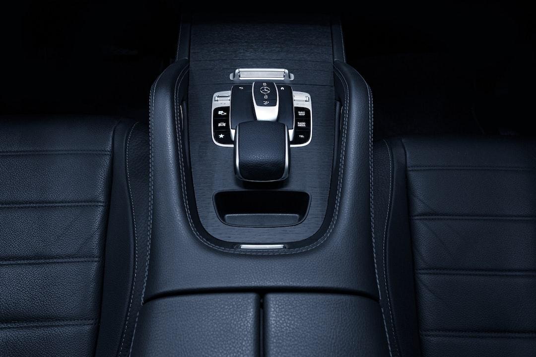 Mercedes-Benz interior design
