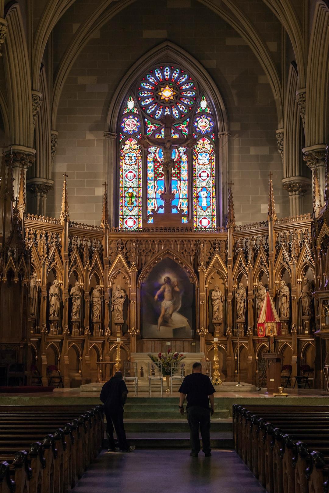 La cathédrale du Parrain