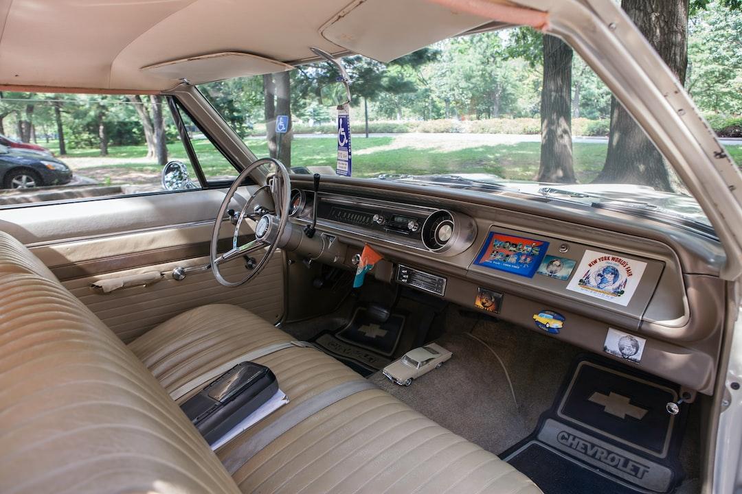 Old school Chevrolet