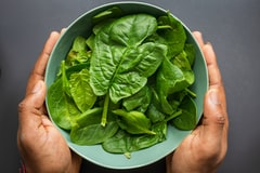 One Powerful Effect of Eating Spinach