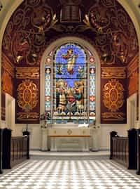 Sanctuary church stories