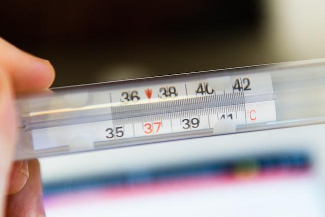 Pengukuran suhu tubuh