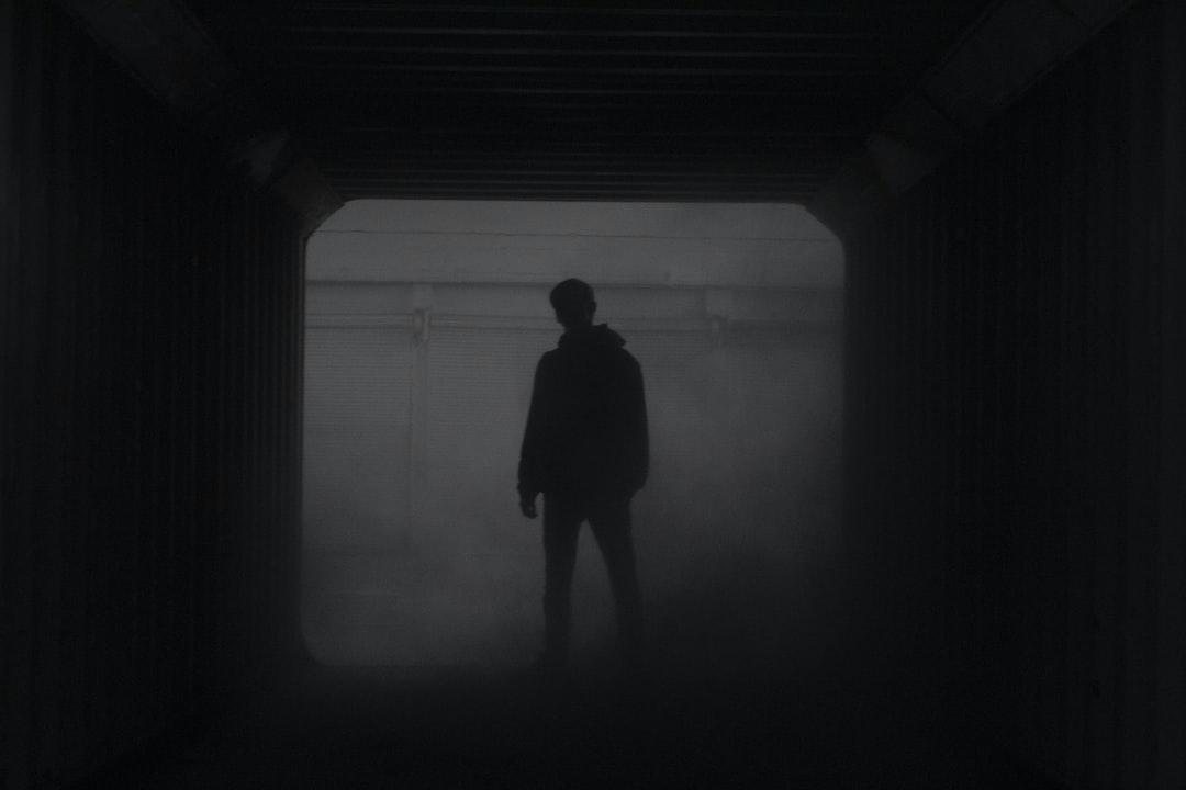 Silhouette & smoke