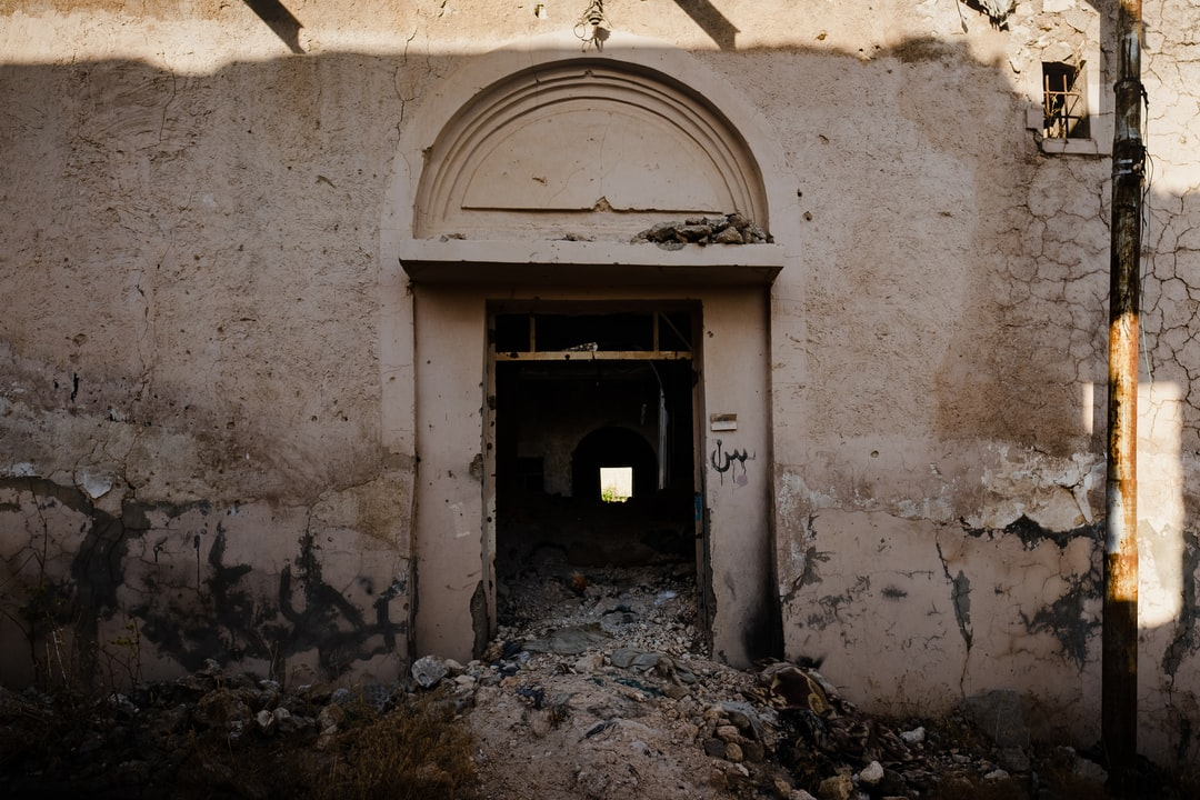 A Ruined Old Home In Shingal (singar) Following War With the Islamic State. - unsplash
