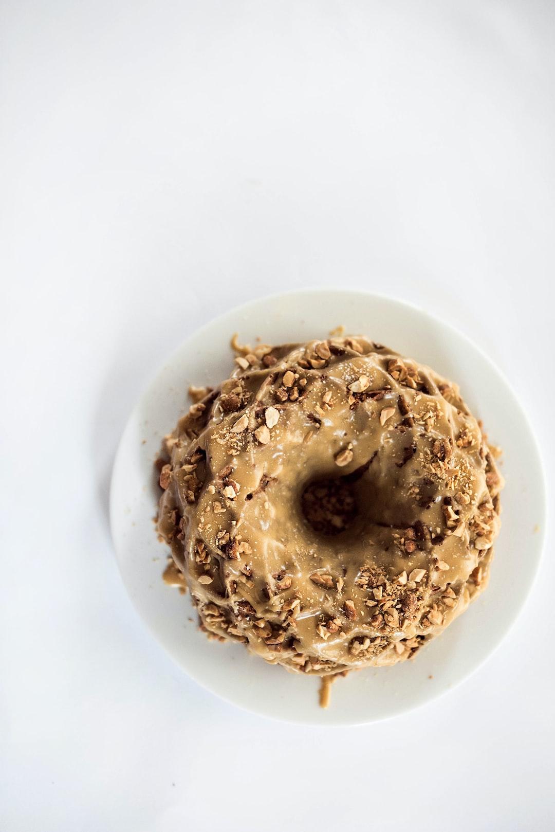Brown Sugar Maple Bundt