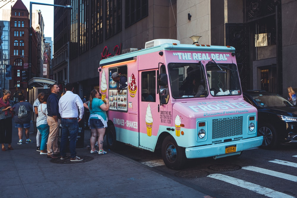 Ice Cream Truck Pictures | Download Free Images on Unsplash