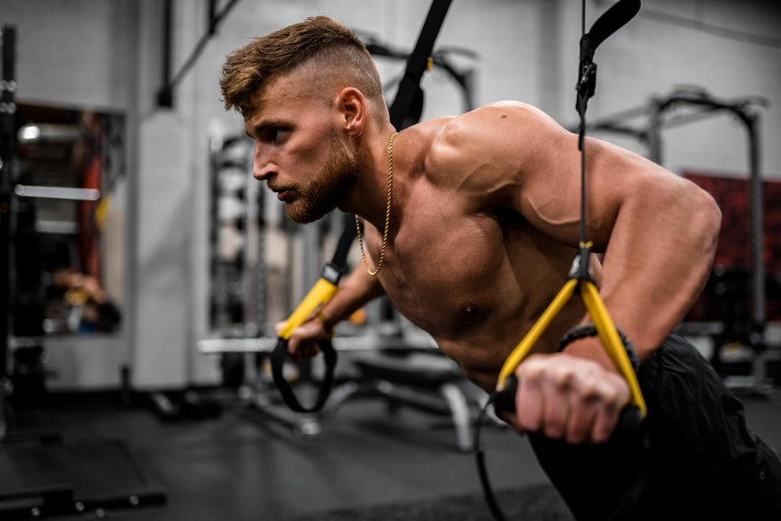 Isokinetic exercises for shoulder