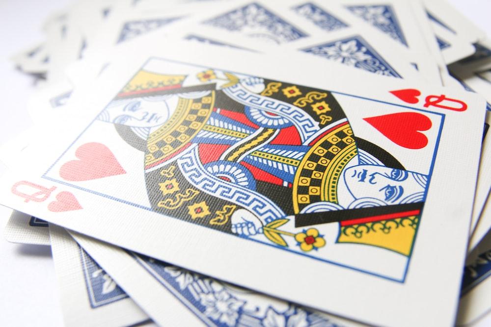 king of diamonds playing card