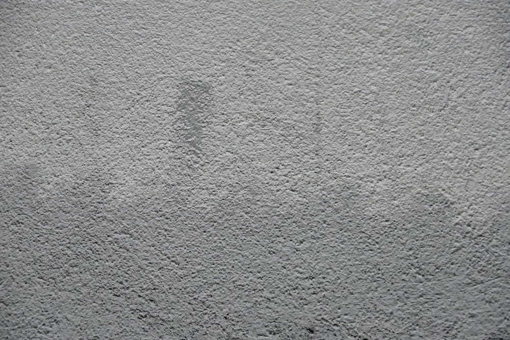 blue and white painted wall