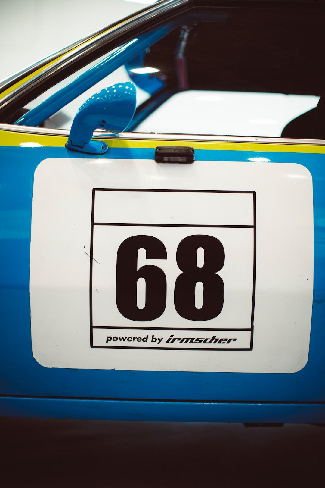 Classic oldtimer rallye legende car –Opel Ascona B 400 Rallye (1981)