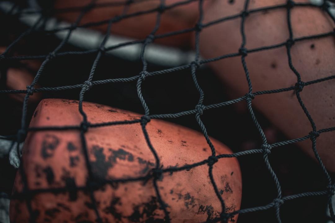 Fishing Net, Detail - unsplash