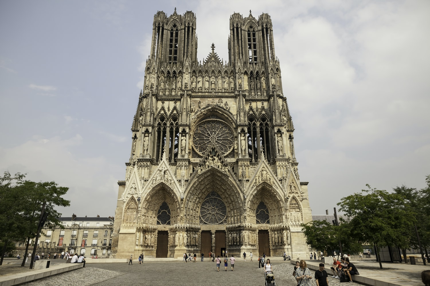 Notre Dame Cathedral, Reims - Top 7 Most Beautiful Cathedrals