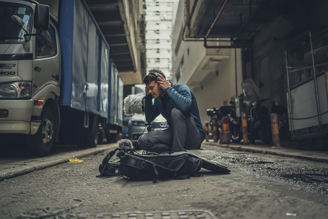 Listening To the Soundscape Between Buildings - unsplash
