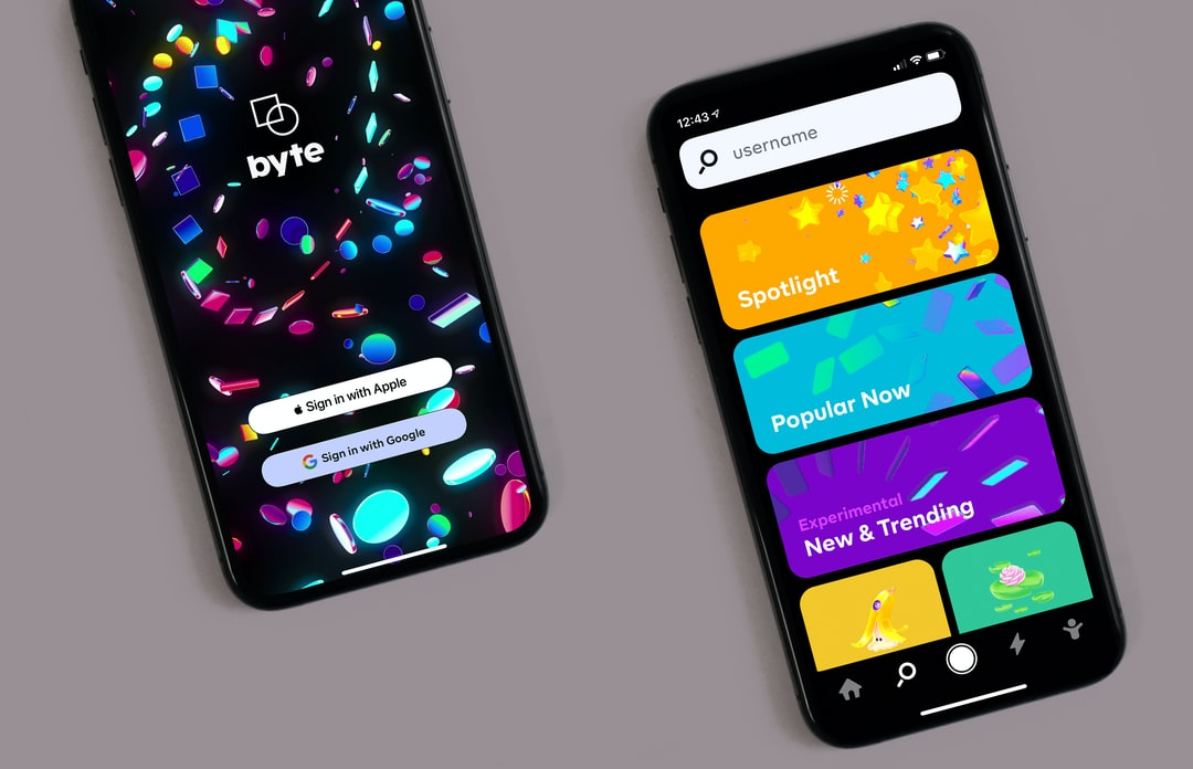 Byte: a new looping video app by the creator of vine.