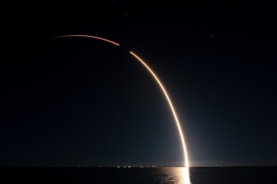 Falcon 9 Rocket Launch - Titusville, Florida.