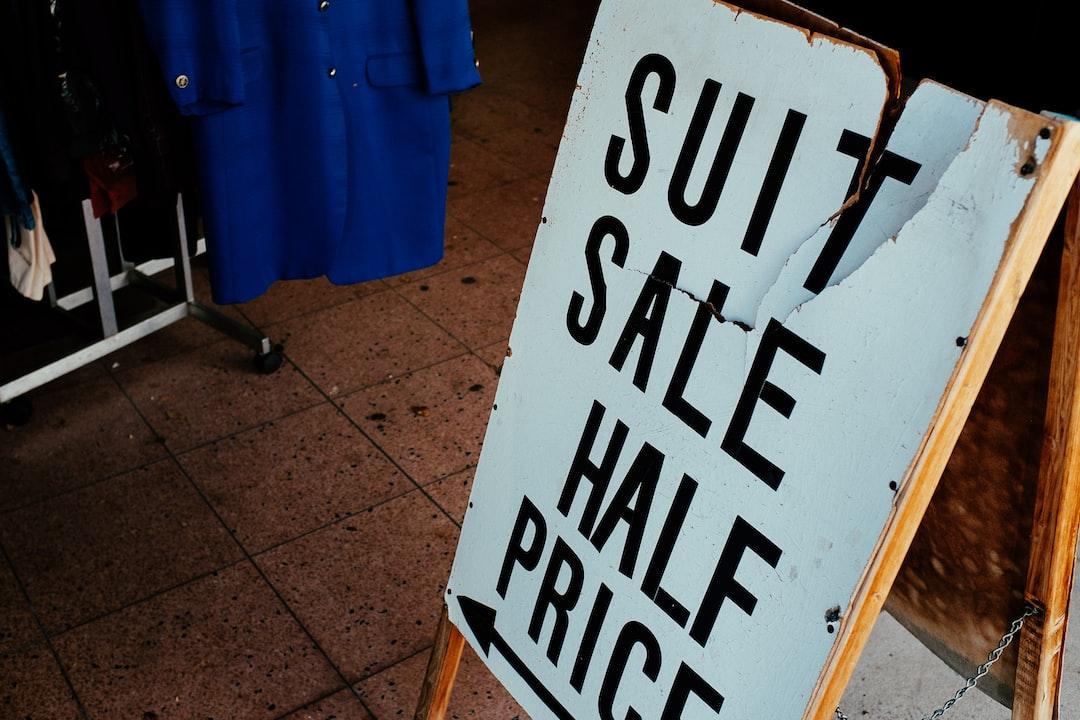 Half price.