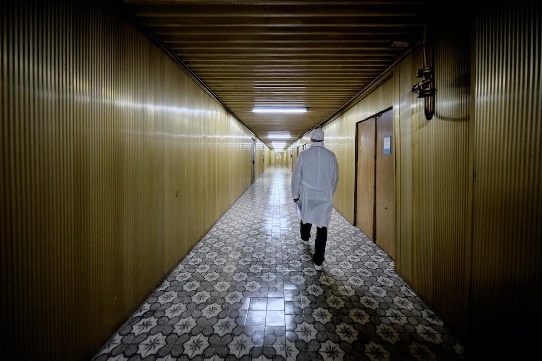 The Golden Corridor - Chernobyl Nuclear Power Plant - unsplash