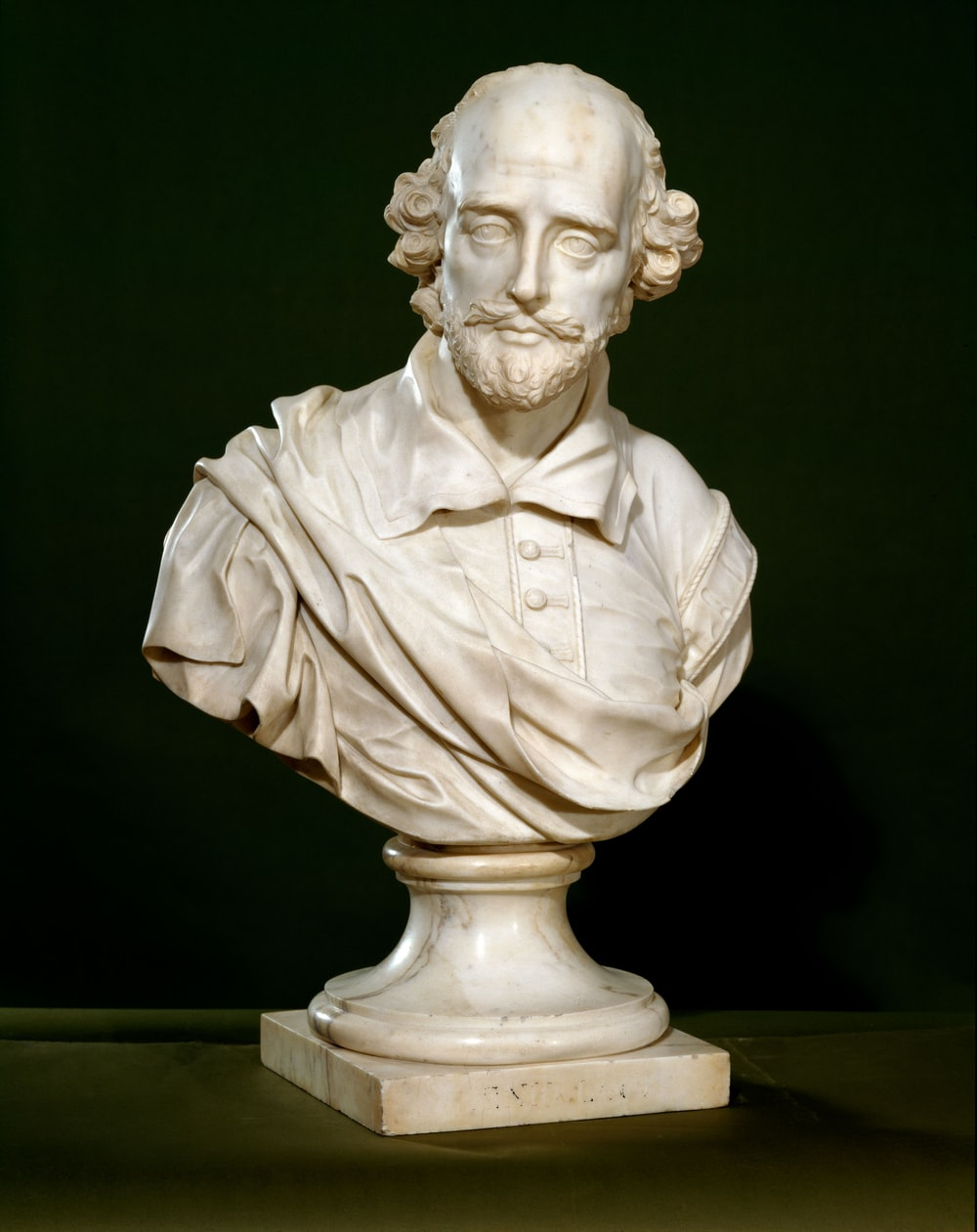 The Greatest English playwright William Shakespeare