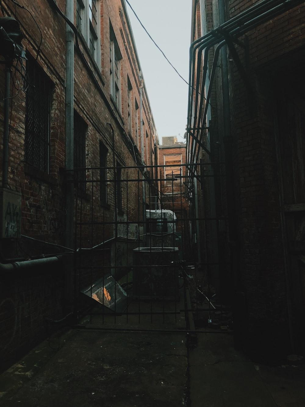 brown brick building during daytime