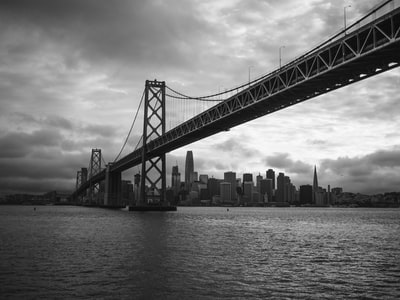 San Francisco Bay From the Water
