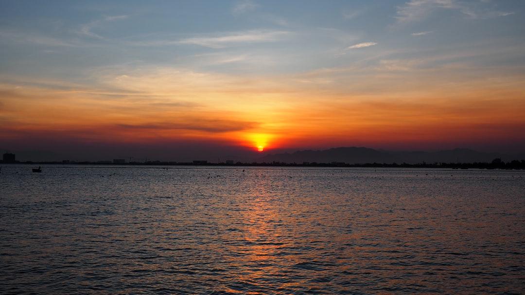 PhanRang's Sunset