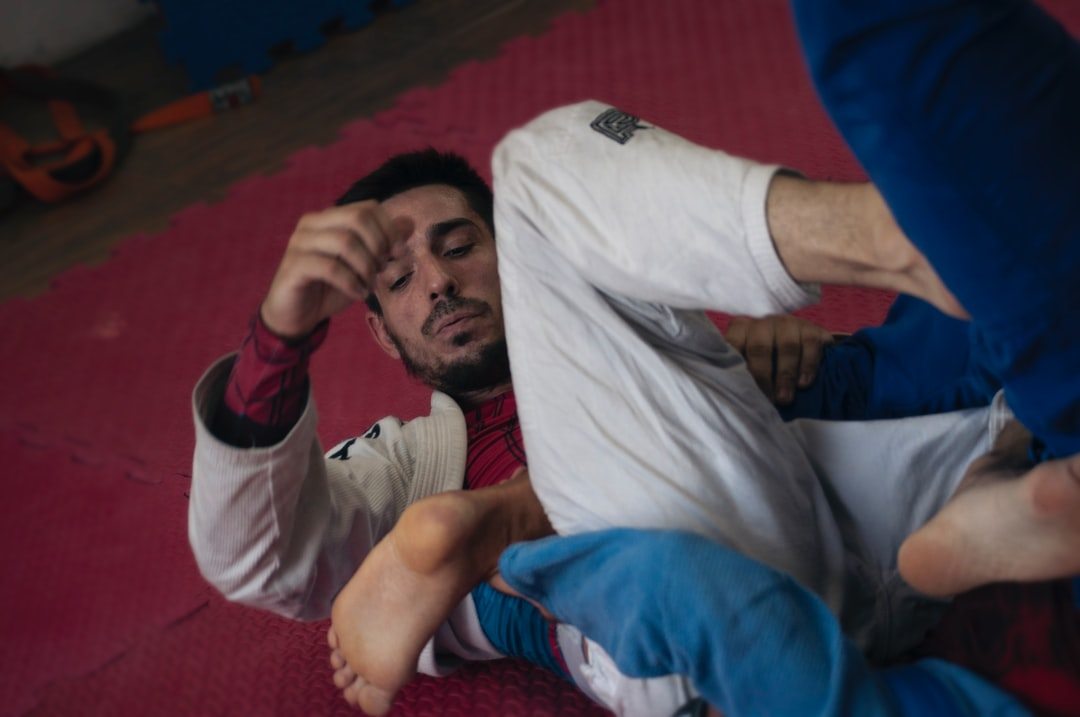 Brazilian Jiu Jitsu - Martial arts