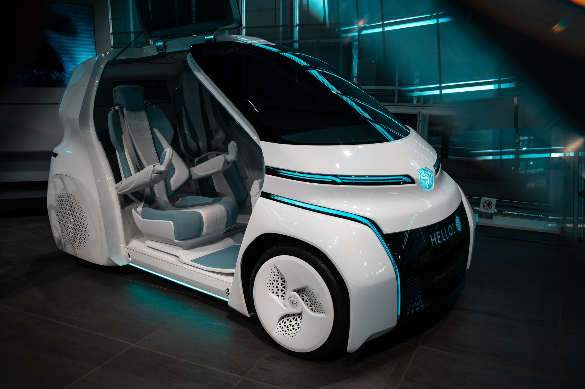 Future of Mobility: Seeds of Inspiration
