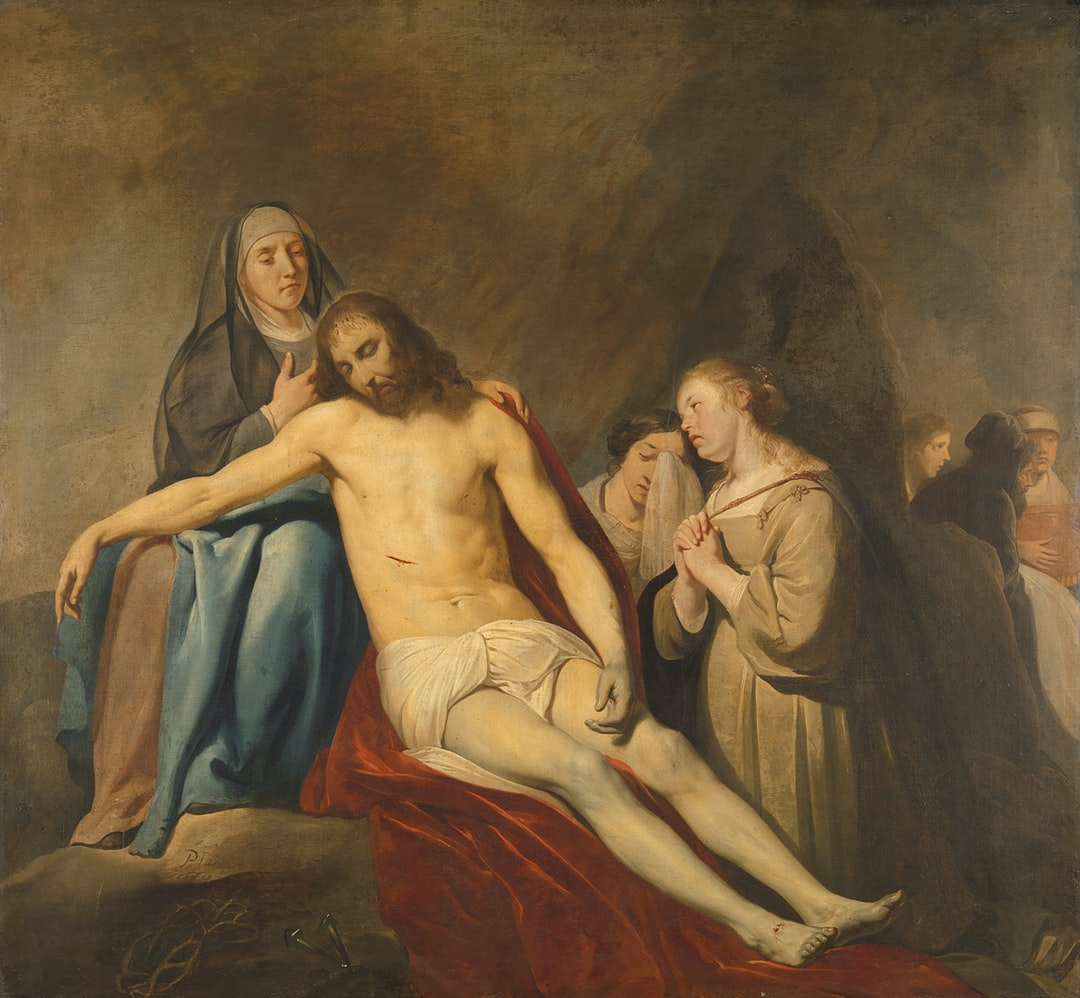 Title: The Lamentation. Date: 1640. Institution: Rijksmuseum. Provider: Rijksmuseum. Providing Country: Netherlands. Public Domain
