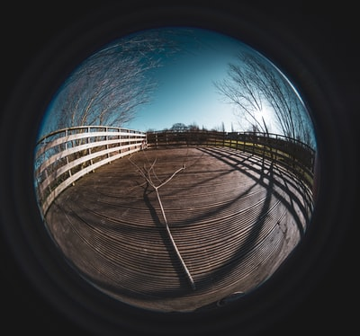 4mm circular fisheye photography...