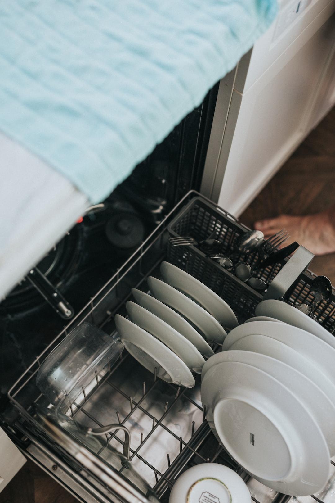 Geschirrspülmaschine wäscht nicht sauber