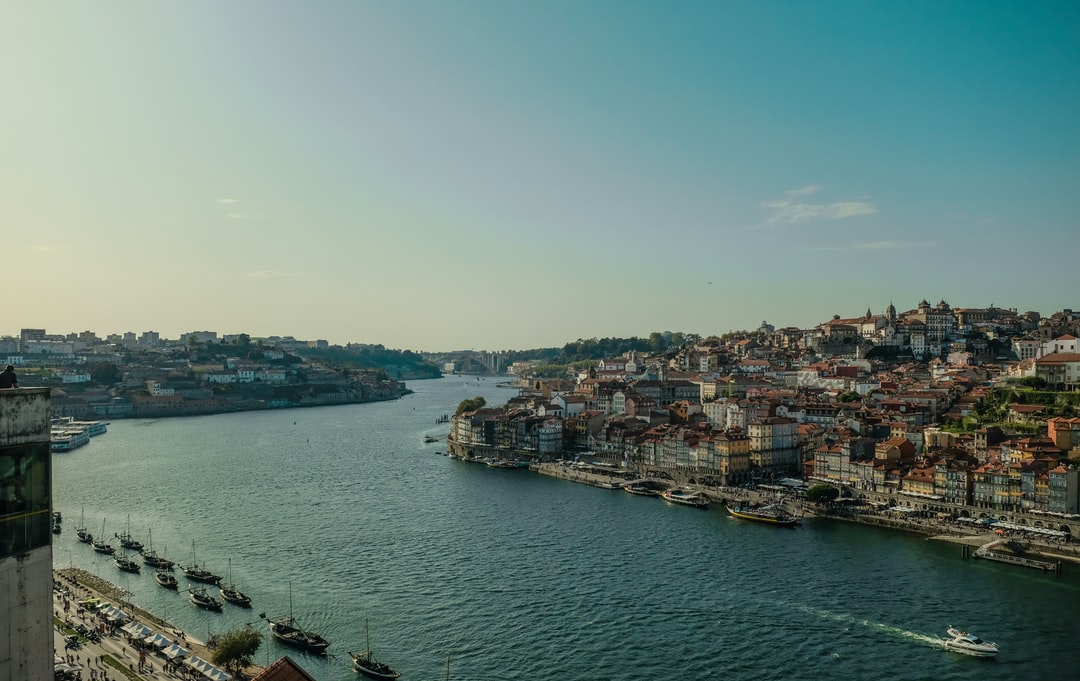 The view from above. Porto - Portugal.