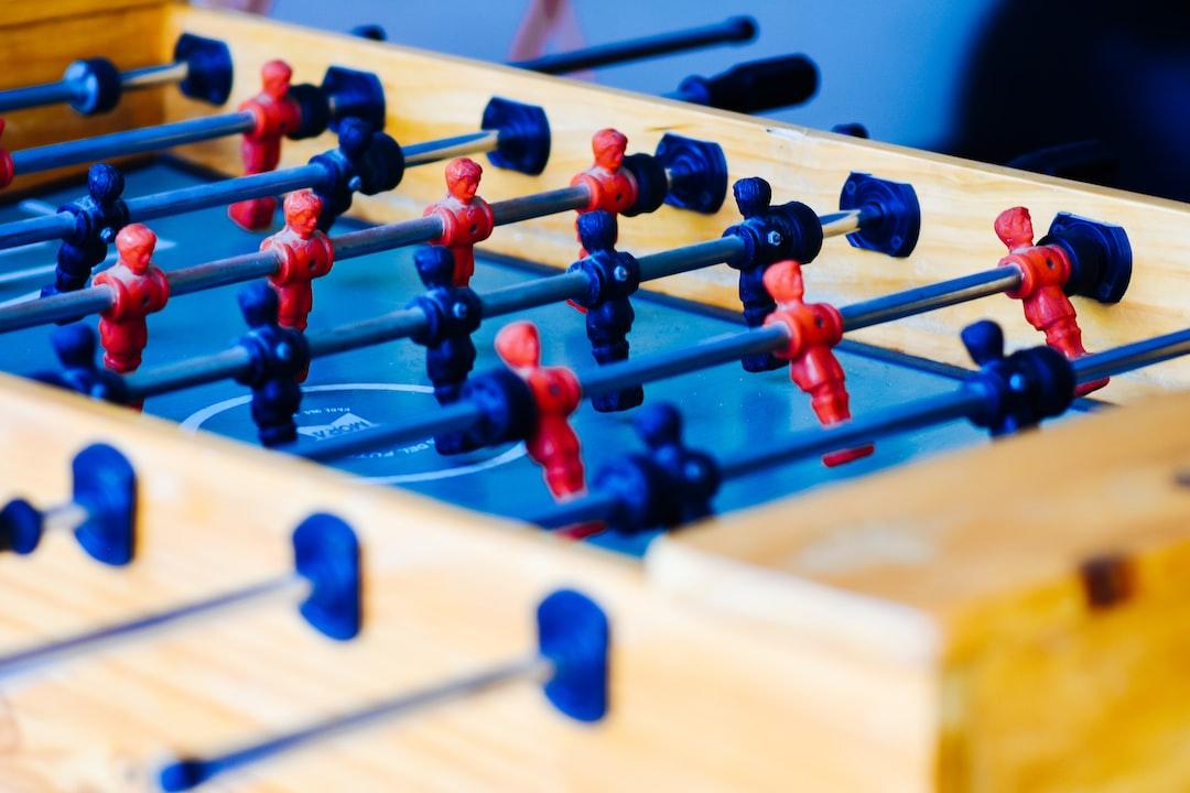 Table Football Game