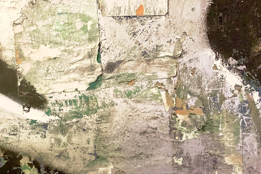 brown and gray concrete wall