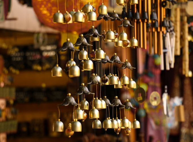 Windchimes, Souvenirs to Buy from Bali