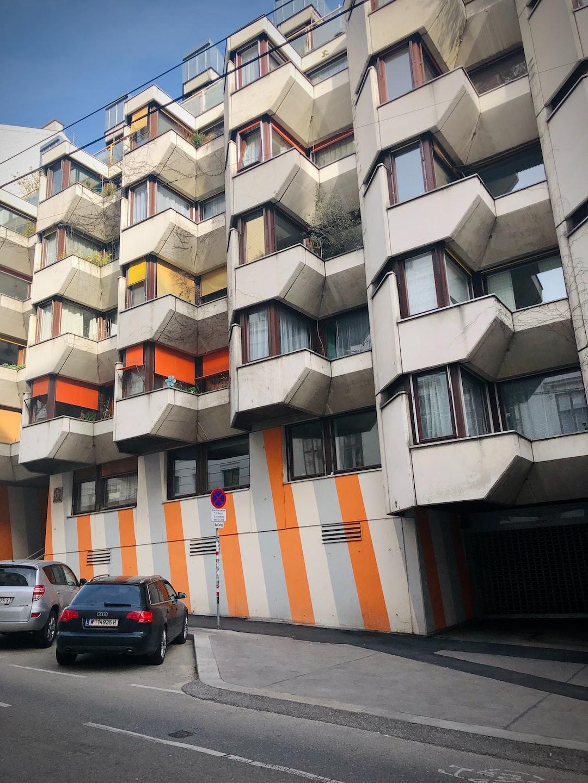 Good old 1970 brutalism.