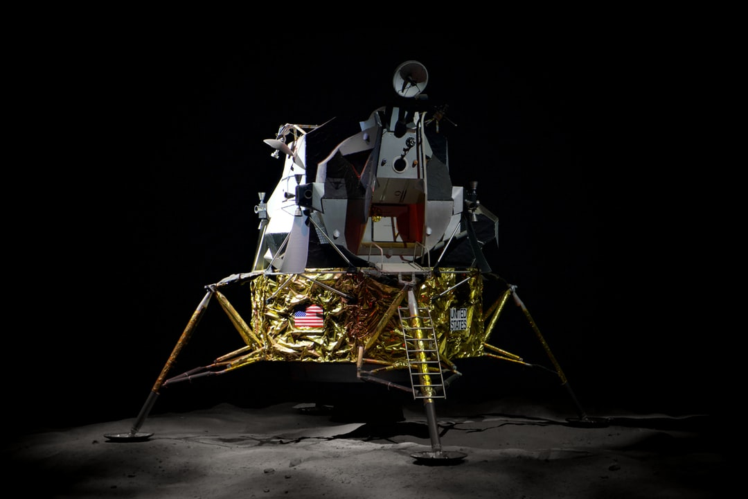 Apollo Lunar Module from a recent trip to Kennedy Space Center.