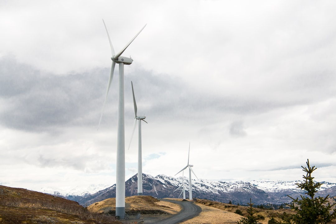 Wind Turbines In Kodiak, Alaska. Office of Indian Energy: Alaska - unsplash