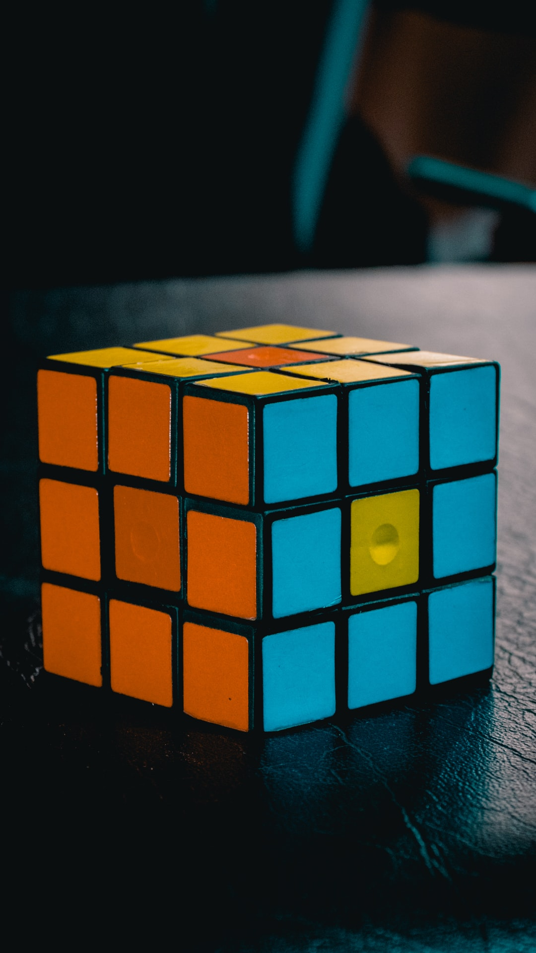 Cube Rubik.