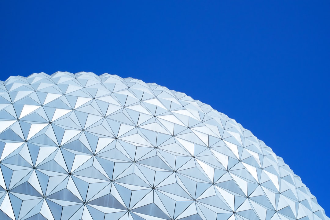 Spaceship Earth from a recent trip to Walt Disney World.