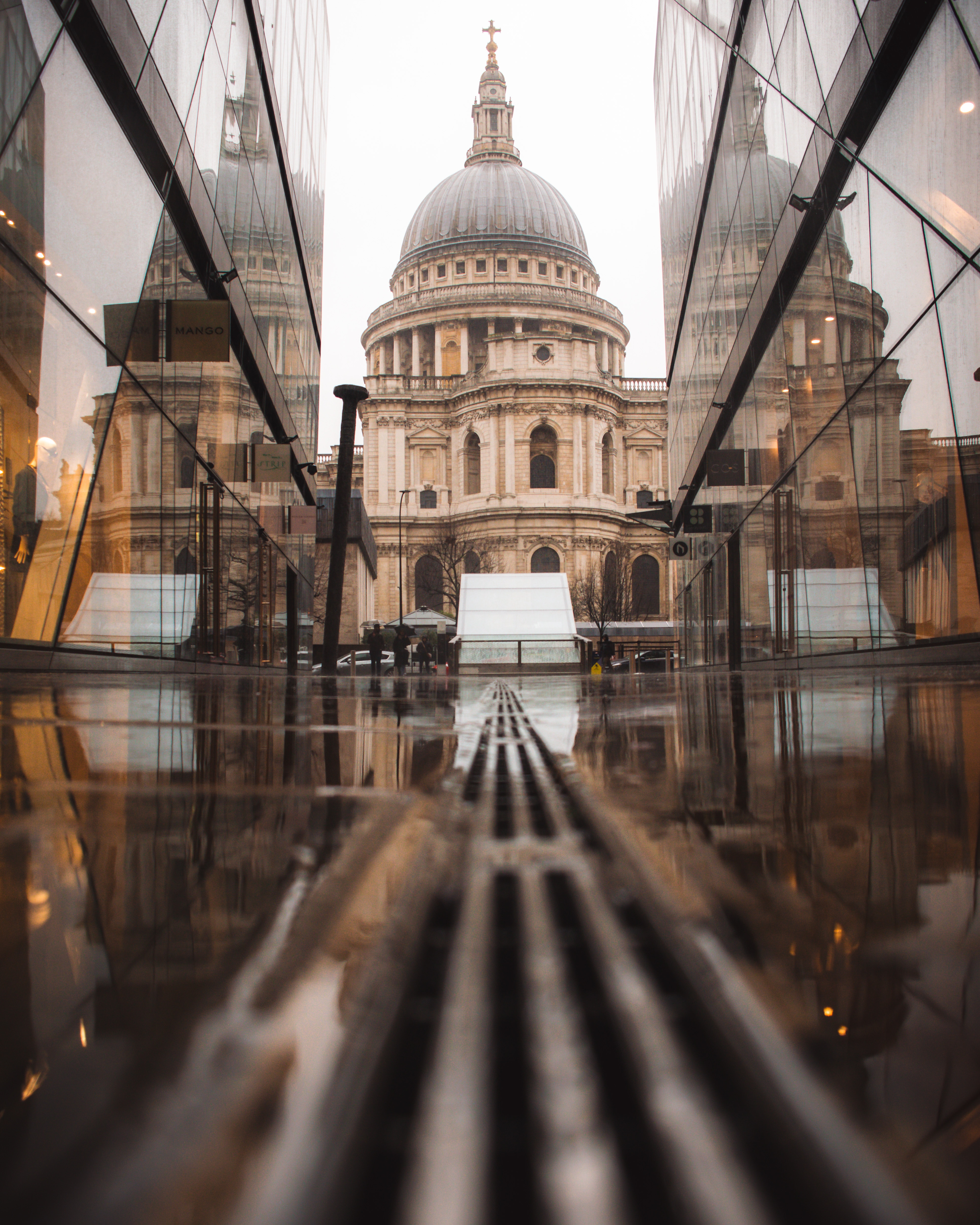 St Paul's reflections