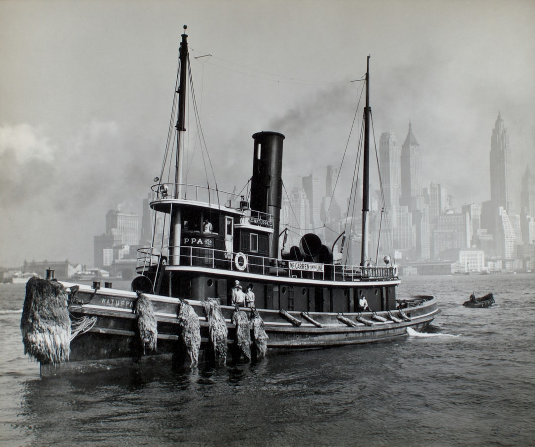 Watuppa, From Water Front, Brooklyn, Manhattan. 1936 - unsplash