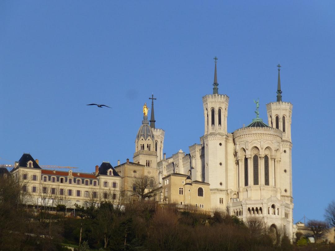 Basilique de Fourvière.   https://fr.wikipedia.org/wiki/Basilique_Notre-Dame_de_Fourvi%C3%A8re