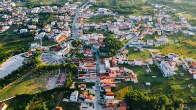 aerial view of city buildings during daytime bosnia and herzegovina teams background
