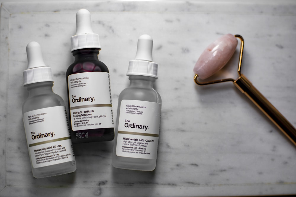 the ordinary skin care serums