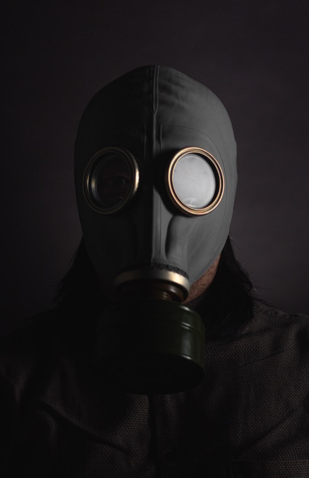 black mask virus