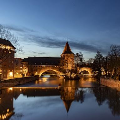 Wednesday Night In Nuremberg